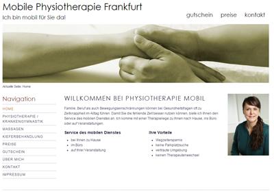 physiotherapieFrankfurt